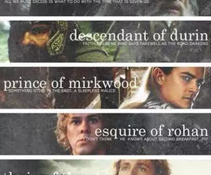 aragorn, Legolas, and gandalf image