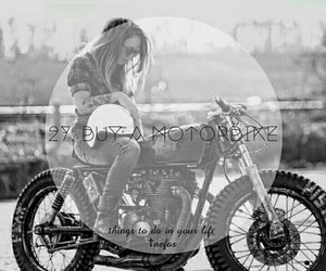 do, life, and motorbike image