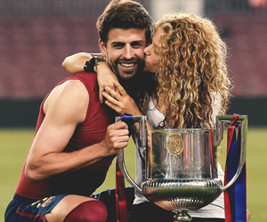 Barca, Barcelona, and trophy image