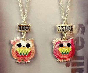 accesories, best friend, and love image