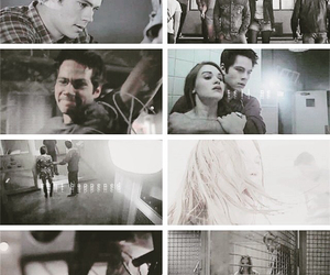 teen wolf, stydia, and teen wolf fandom image