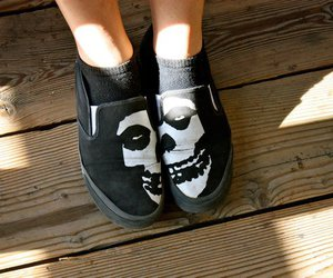 misfits and shoes image