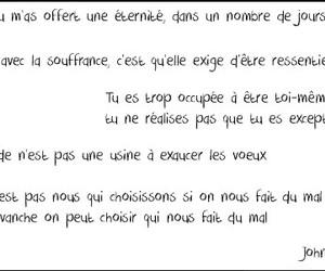 french, citation, and nos étoiles contraires image
