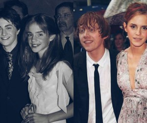 always, daniel radcliffe, and emma watson image