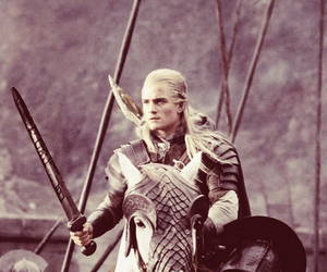 Legolas, lord of the rings, and LOTR image