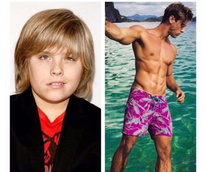 dylan sprouse, Hot, and boy image