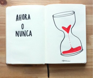 now, never, and frases en español image