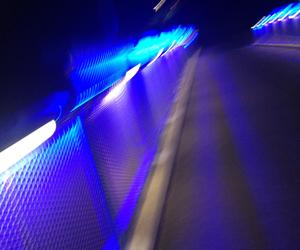 blue, bridge, and grunge image