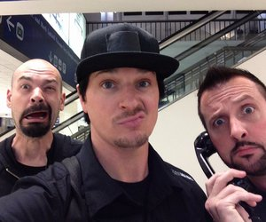 ghost adventures, nick groff, and aaron goodwin image
