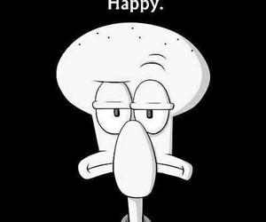 happy, sad, and spongebob image