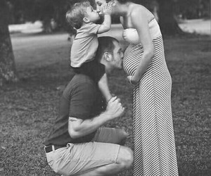 family, love, and baby image