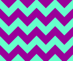 chevron, green, and mint image