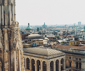 city, vintage, and architecture image