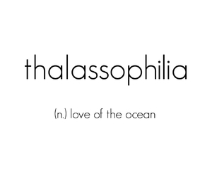 life, ocean, and philia image