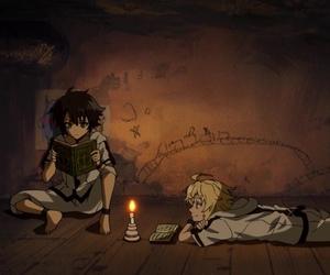 anime and owari no seraph image