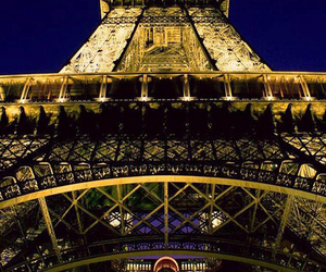 eiffel tower, paris, and backgrounds image