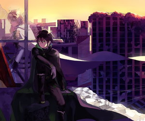 owari no seraph and seraph of the end image