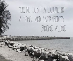 all time low, bands, and cliche image