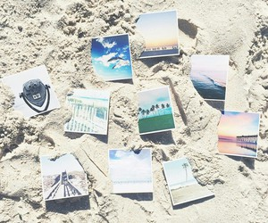 adventure, beach, and memories image