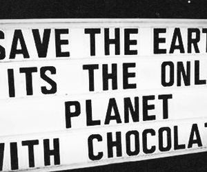 chocolate, black, and earth image