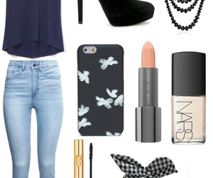 Polyvore, causal, and love image