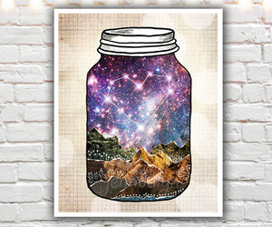 constellation and love image