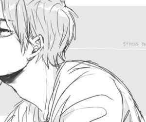 anime, sad, and shingeki no kyojin image