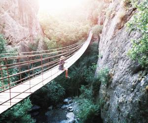 beautiful, bridge, and fashion image