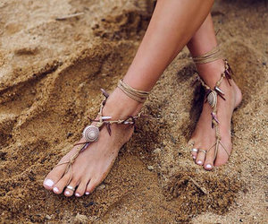 hippie, shoes, and tumblr image