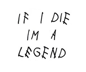 legend and quote image
