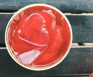 how to, pretty, and iced tea image