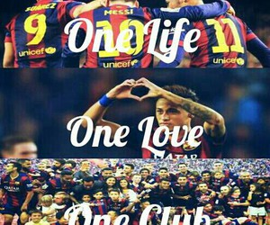 Barcelona and neymar image