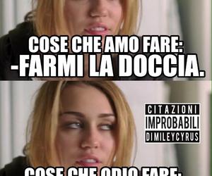 miley cyrus, citazioni improbabili, and frasi italiane image