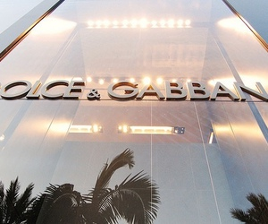 Beverly Hills, design, and dolce and gabbana image