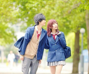 cosplay, ao haru ride, and anime image