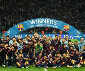fc barcelona, Barca, and winners image