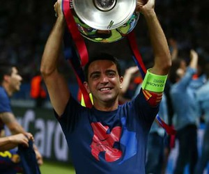 football, winners, and xavi image