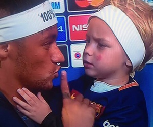 adorable, neymar, and neymar jr image