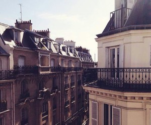 paris, city, and architecture image