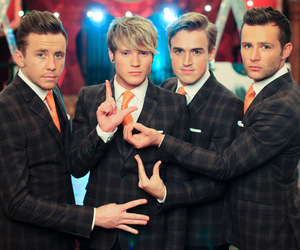 McFly, love is easy, and danny jones image