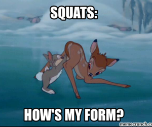 bambi, disney, and funny image