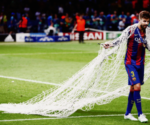 champion, Barcelona, and football image
