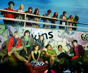 skins, generation one, and generation two image