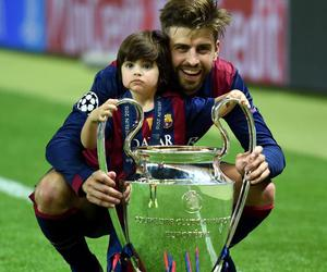 Barca and pique image