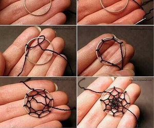 diy, dream catcher, and do it yourself image