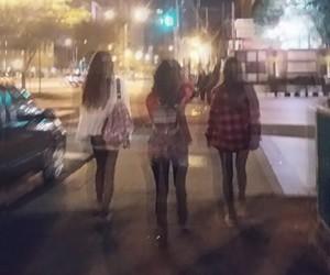 dark, drunk, and girls image