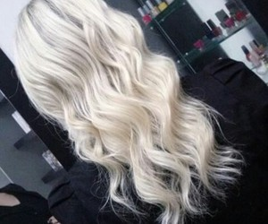 beautiful, blondie, and platinum image
