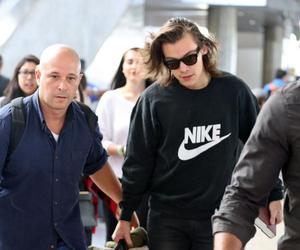 Harry Styles, one direction, and nike image