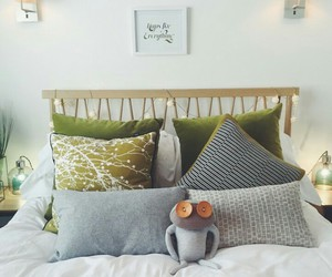 zoella, bed, and bedroom image