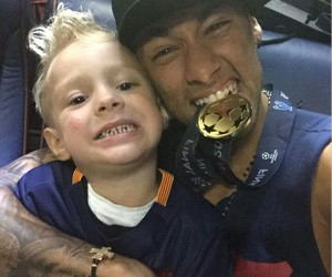 neymar, davi lucca, and neymar jr image